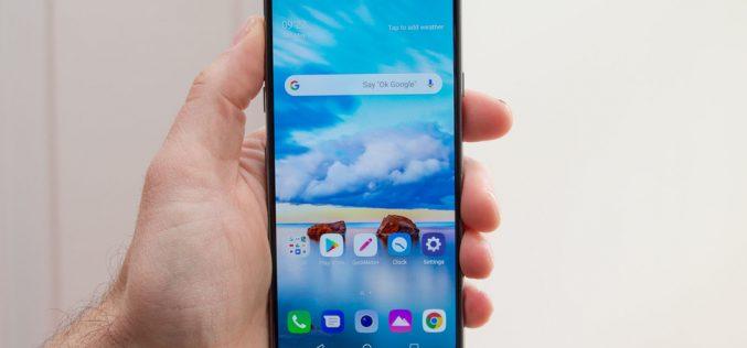 LG–ին ներկայացրել է իր նոր G7 ThinQ սմարթֆոնը