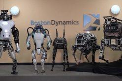 Atlas մարդանման ռոբոտը սովորել է վազել (տեսանյութ)