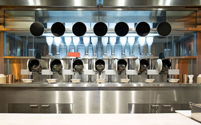 Բոստոնում բացվել է ռոբոտացված ռեստորան