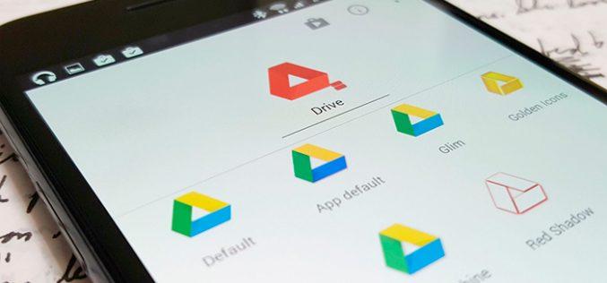 Google one` Google Drive-ի փոխարեն