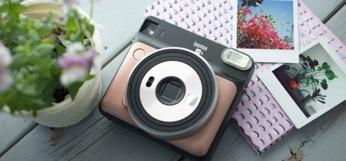 Fujifilm Instax SQ6 կստեղծի վինտաժային լուսանկարներ