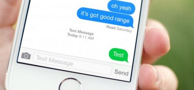 Ի՞նչ անել, եթե  iMessage–ում  նամակների հերթականությունը խախտվել է