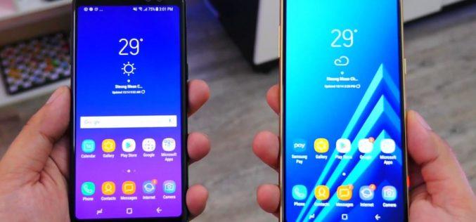 Android Oreo-ն հասանելի կլինի Samsung-ի մի քանի սմարթֆոնի համար