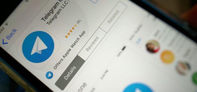 Telegram-ում թույլատրվում է ջնջել զրուցակցի ուղարկած նամակները