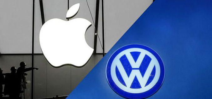 Volkswagen-ն ինքնավար կստեղծի Apple-ի աշխատակիցների համար