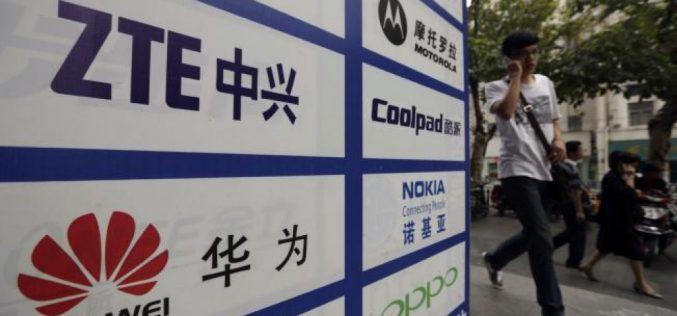 ԱՄՆ պաշտպանության նախարարությունը արգելել է Huawei և ZTE սմարթֆոնների վաճառքը ԱՄՆ ռազմաբազաներում