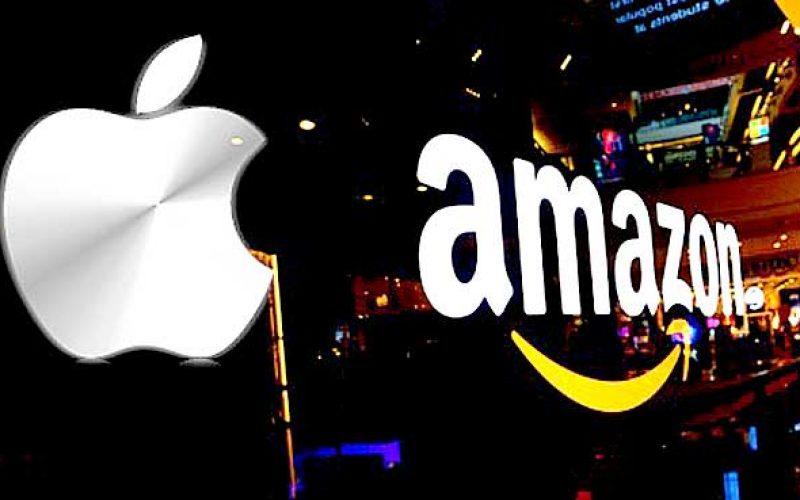 Վերջին եռամսյակում Apple-ն ավելի մեծ շահույթ է ունեցել, քան  Amazon-ն ամբողջ գործունեության ընթացքում