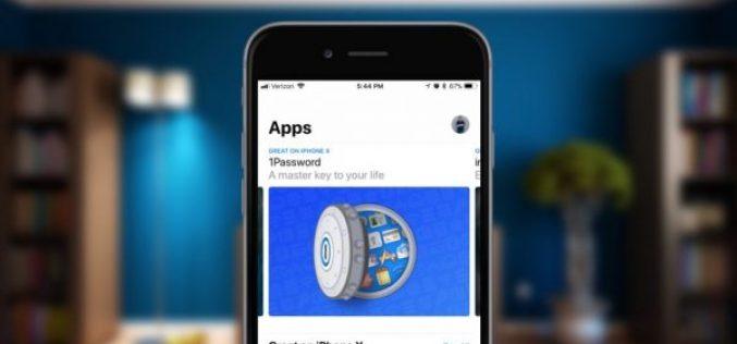 Հուլիսից բոլոր հավելվածները պետք է համապատասխանեն  iPhone  X–ին
