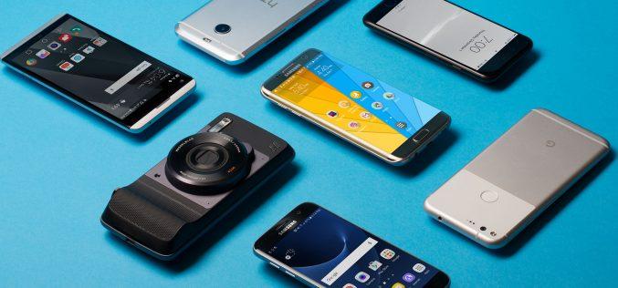 Հրապարակվել է ամենահզոր Android սմարթֆոնների ցանկը