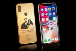 Արքայազն  Հարիին և Մեգան Մարքլին նվիրված iPhone X է թողարկվել