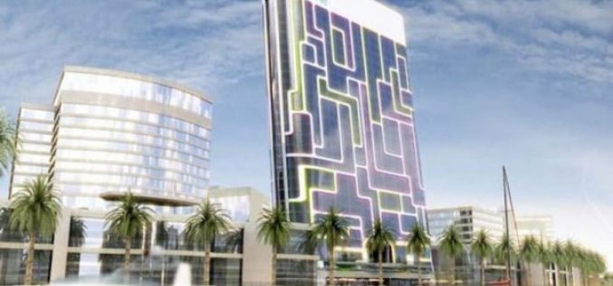 Դուբայում հսկայական  iPod–շենք  են ստեղծել