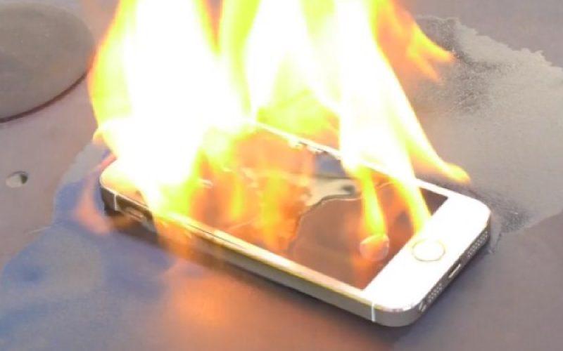 iPhone-ը Լաս Վեգասում հրդեհի պատճառ է դարձել