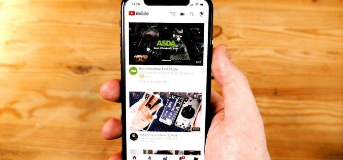 YouTube-ն  iPhone X-ում կունենա  HDR-վիդեոյի հնարավորություն