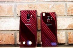 Samsung–ը կարմիր շրթներկի հետ վաճառքի է հանել կարմիր Galaxy S9–ը