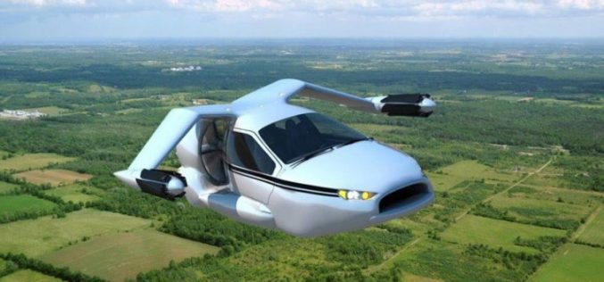 Թռչող տաքսու նախատիպ Uber-ից (տեսանյութ)