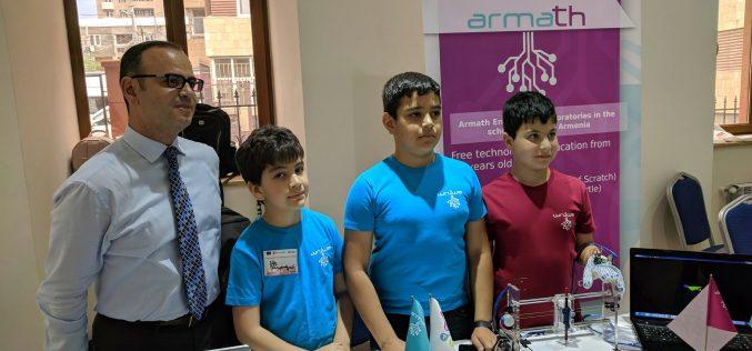 Գլենդելի քաղաքապետը Երևանում այցելել է է «Արմաթ» ինժեներական լաբորատորիա