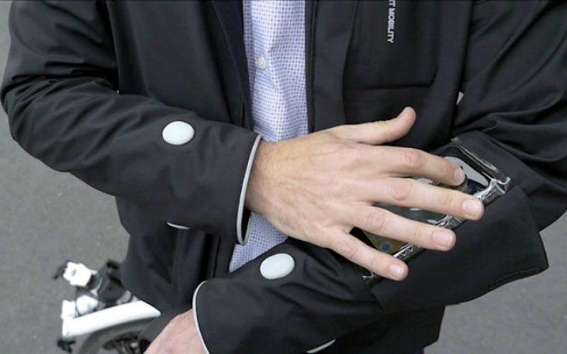 Ford-ը հեծանվորդների համար խելացի  բաճկոն է ստեղծել (տեսանյութ)