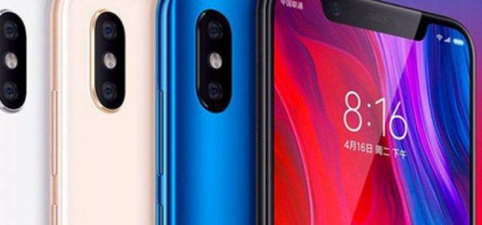 Xiaomi-ն ներկայացրել է Mi Band 3-ը և Mi8 սմարթֆոնը