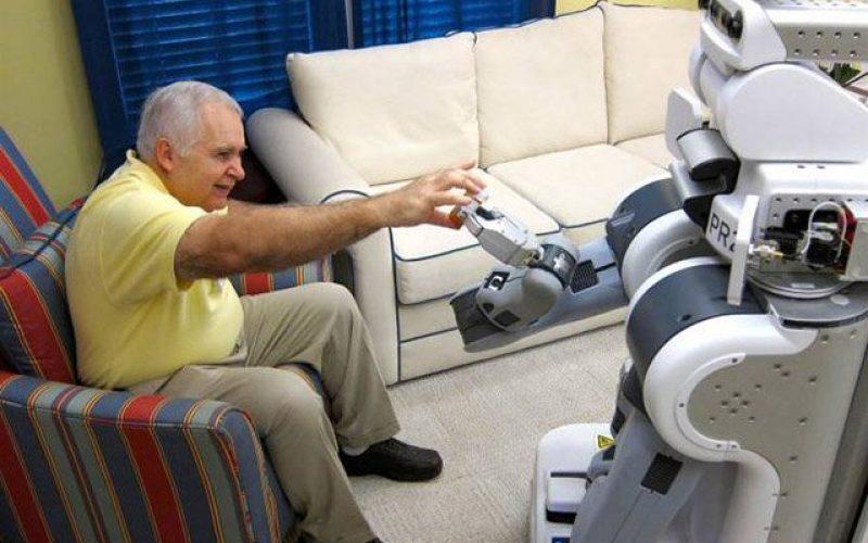 Շուտով ռոբոտները կկարողանան խնամել տարեց մարդկանց. Boston Dynamics-ի հիմնադիր