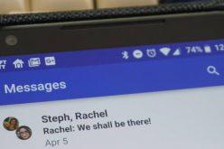 Android Message–ի տարբերակն արդեն հասանելի է բոլորին