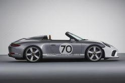 Porsche-ն ներկայացրել է 911 Speedster Concept հատուկ մոդելը