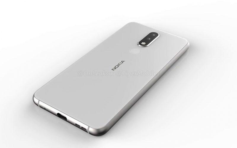 Համացանցում են Nokia 5.1 Plus սմարթֆոնի