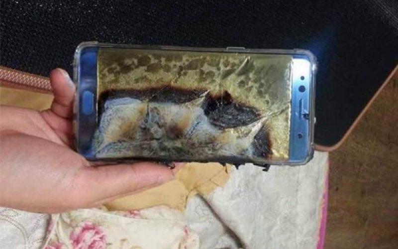 Samsung-ի սմարթֆոնները կրկին սկսել են այրվել