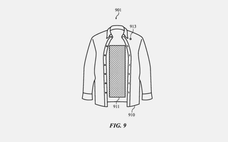 Apple-ը խուլ և կույր մարդկանց համար խելացի հագուստի արտոնագիր է ներկայացրել