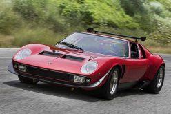 Lamborghini-ն վերականգնել է Miura SVR դասական մոդելի միակ օրինակը
