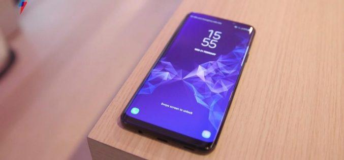 Samsung-ը սելֆիի համար նախատեսված տեսախցիկը կտեղադրի էկրանի հետևում