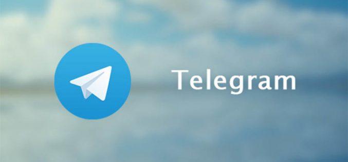 Apple  սկսել է թարմացումներ տալ Telegram–ի  iOS տարբերակի համար