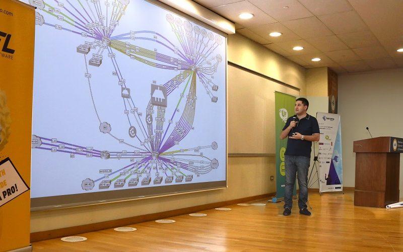 BarCamp Yerevan 2018-ին Ucom-ի համահիմնադիր Հայկ Եսայանը պատմեց ժամանակակից ցանցերի առավելությունների մասին