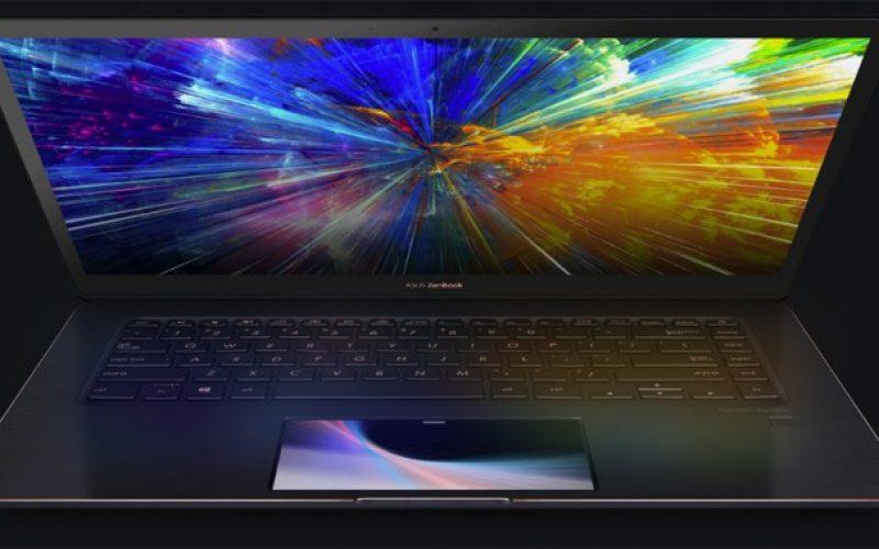 ASUS-ը  ScreenPad-ով ZenBook Pro է թողարկել