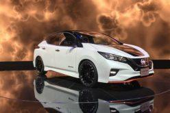 Nissan–ը թողարկել է Leaf–ի սպորտային տարբերակը