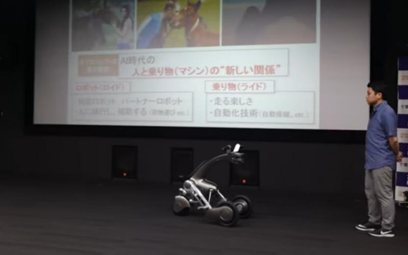 Ճապոնացիները գնումներ կատարող ռոբոտ են ստեղծել
