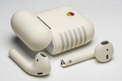 Apple-ը ներկայացրել է  դասական  Macintosh-ի տեսքով AirPods Retro  ականջակալները