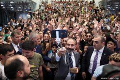 Վարչապետն ու Թումոն. Թումոյի սաները հոլովակ են ստեղծել ՀՀ վարչապետի այցի մասին