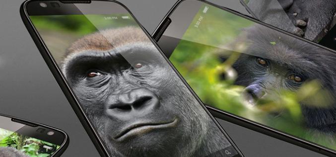 Gorilla Glass–ի նոր ապակիներն ավելի ամուր են, քան նախորդները