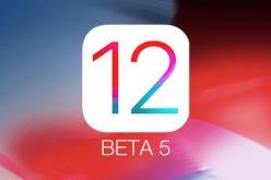 Թողարկվել է iOS 12–ի 5–րդ բետա տարբերակը. ի՞նչ նորություններ կան թարմացման մեջ