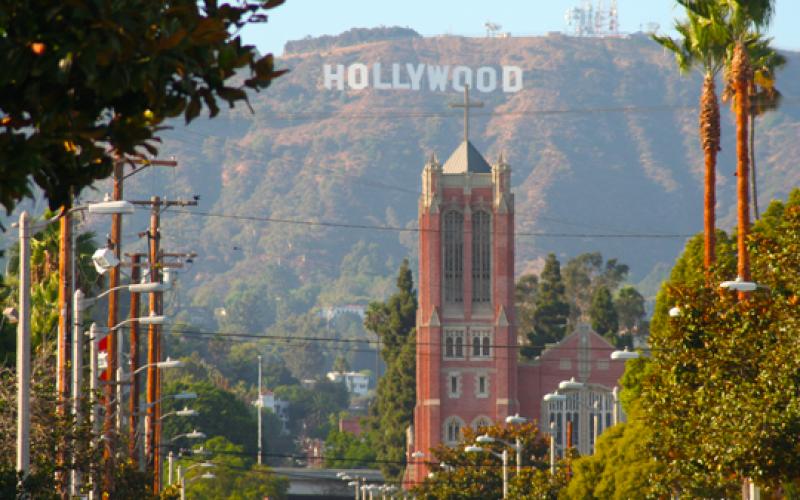 Լոս Անջելեսը` Instagram-ում. 5 լուսանկար, որոնք տեսնել է պետք