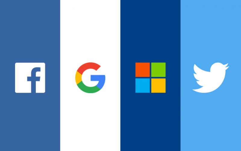 Facebook-ն ու  Twitter-ը  նոր նախագիծ են պատրաստում Google-ի և Microsoft-ի հետ