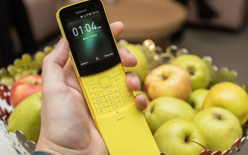 Ռուսաստանում  մեկնարկել է նոր Nokia 8110-երի վաճառքը