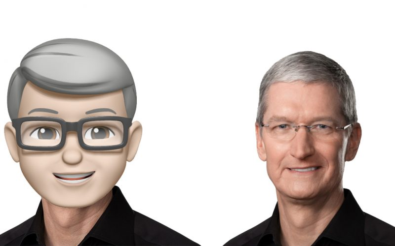 Էմոջիների օրվա առթիվ Apple–ն ստեղծել է ընկերության ղեկավարների պատկերով էմոջիներ