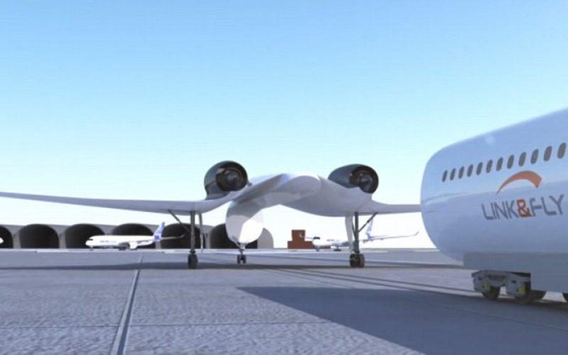 Akka Techonologies ընկերությունը ինքնաթիռի և գնացքի հիբրիդ է ներկայացրել