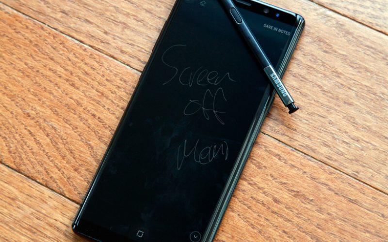 Հայտնի է Samsung Galaxy Note 9-ի իրական տեսքը
