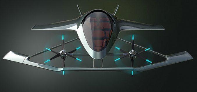 Aston Martin-ը ներկայացրել է ինքնակառավարվող լյուքս ինքնաթիռ