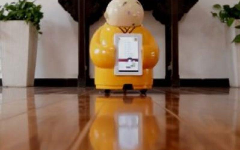 Չինական տաճարում իր ծառայությունն է սկսել ռոբոտ-բուդդիստը