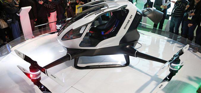 2020-ին Ճապոնիայում անօդաչու թռչող մեքենաներ կհայտնվեն
