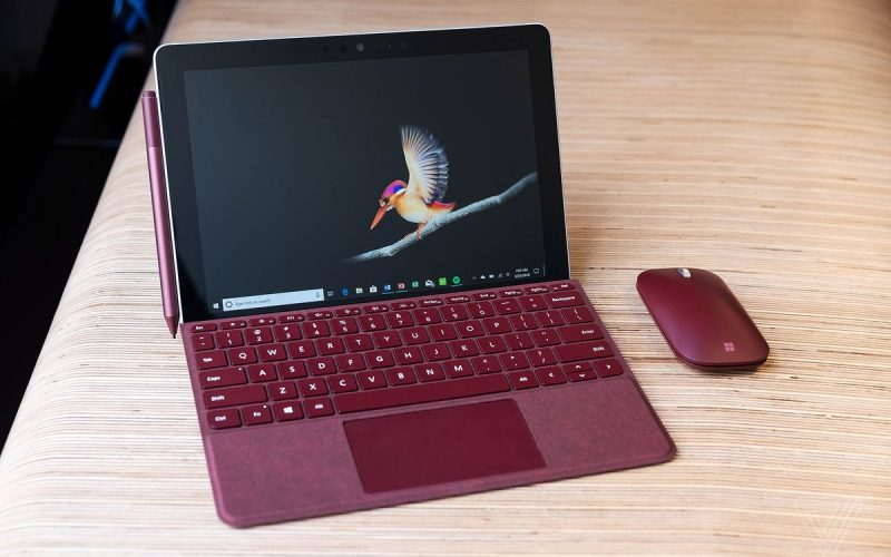 Նոր մատչելի պլանշետ Microsoft-ից