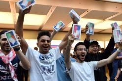 Ամանավաճառվող 10 սմարթֆոնից 8–ն iPhone է